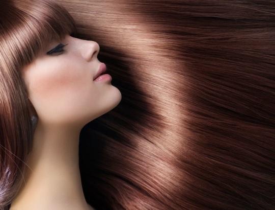 shiny-hair