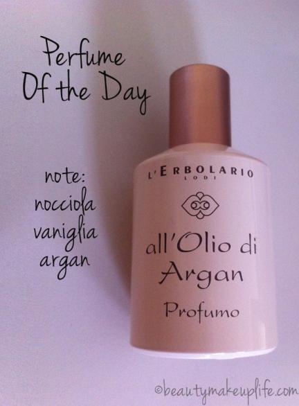Perfume of The Day: L'Erbolario
