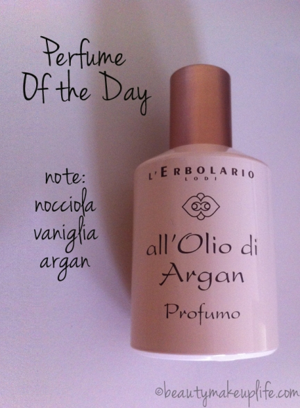Perfume of The Day: L'Erbolario