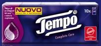 Raffreddore: fazzoleti tempo complete care
