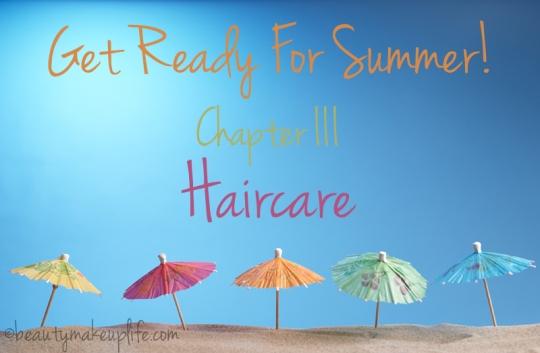 Consigli bellezza estate capelli