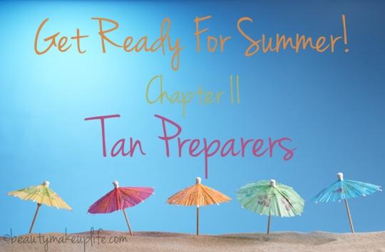 Consigli bellezza estate preparatori abbronzatura