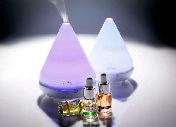 Aromaterapia il potere degli oli essenziali beautymakeuplife - Diffusore oli essenziali fatto casa ...