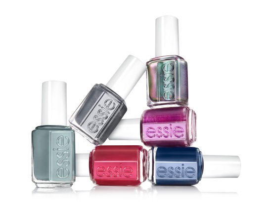 essie cozy up to color